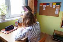 Jak se ústečtí školáci učí doma.
