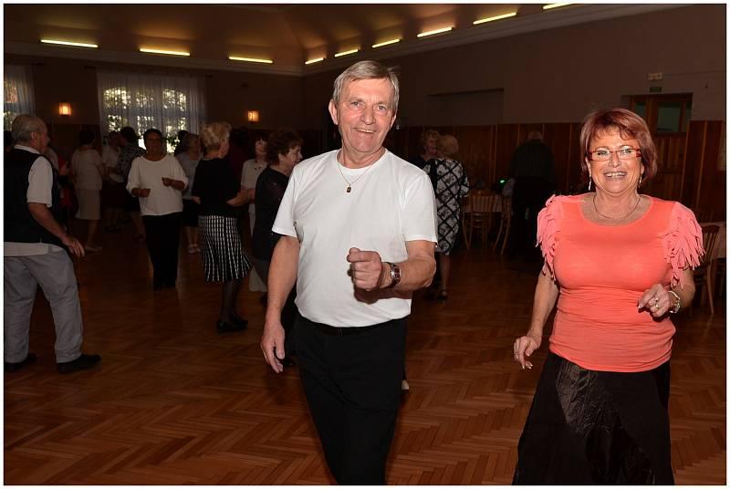 U Kastnerů se soutěžilo, zpívalo a tancovalo.