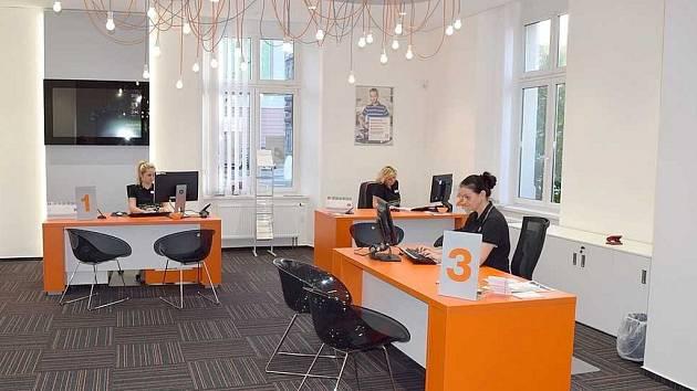 Ústecké Zákaznické centrum ČEZ nabízí nyní více pohodlí.