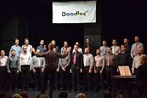 Jediný sbor gayů v ČR zazpívá v Ústí nad Labem.