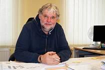 Ředitel Dušan Usvald, prozatimně pověřený vedením ústecké zoologické zahrady