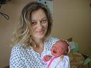 Tereza Dvořáková se narodila Petře Dvořákové z Ústí nad Labem 29. července v 5.58 hod. v ústecké porodnici. Měřila 48 cm a vážila 2,9 kg.