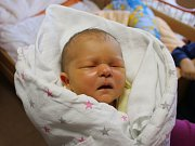 Anička Rybárová se narodila Nikole Richterové a Tomáši Rybárovi z Ústí nad Labem 2. října v 23.37 hod. v ústecké porodnici. Měřila 49 cm a vážila 2.89 kg.
