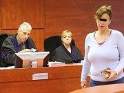 Na lavici obžalovaných stanula 37letá Martina K., která měla podle obžaloby v azylovém domě na Šluknovsku v letech 2014 až 2016 sexuálně zneužívat své dcery.