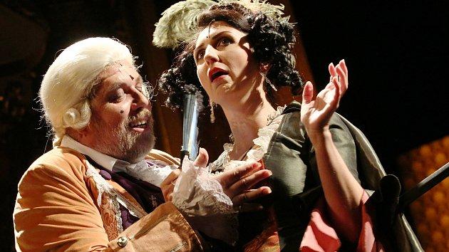 Casanova v nastudování ústeckého divadla