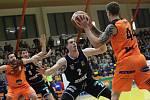 Basketbalové derby Ústí nad Labem - Děčín.