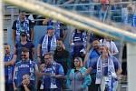 Fotbalový zápas mezi Armou Ústí a Pardubicemi 2019/2020