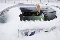 Velké mrazy by měly tento týden dorazit i na Ústecko.