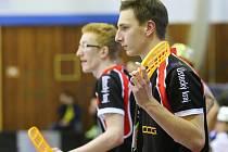 Florbalisté prohráli v rozhodujícím pátém čtvrtfinále 1. ligy na půdě pražského Startu 1:2 po nájezdech a sezona jim skončila.