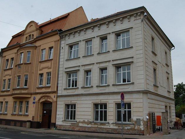 Budova Městského úřadu Trmice.