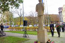 Ústečané si připomněli vznik Československa.