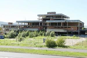 Sektorové centrum, srpen 2009