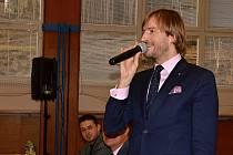 Ministr zdravotnictví Adam Vojtěch (na snímku) navštívil ZŠ Pod Vodojemem