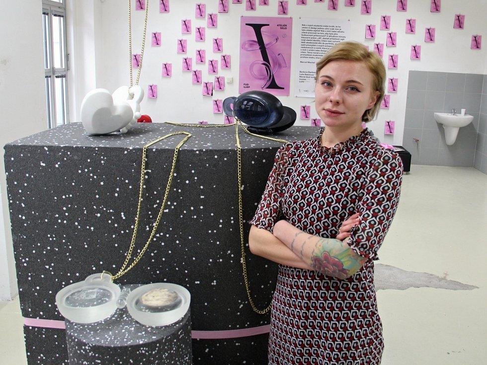 Zimní sklizeň, výstava klauzurních prací studentů Fakulty umění a designu UJEP