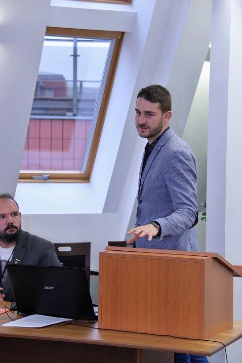 Konference Pars Academia na Filozofické fakultě Univerzity Jana Evangelisty Purkyně v Ústí nad Labem