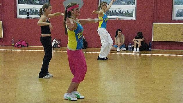 Ústecká taneční skupina Freedom uspořádala první ročník Zumbamaratonu.