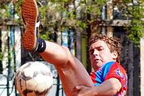 Nohejbalisté Chabařovic prohráli v Mnichově Hradišti.