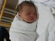 Šimon Nauš se narodil Nikole Eimanové z Bíliny 17.ledna v 17.02 hod. v ústecké porodnici. Měřil 50 cm a vážil 3,71 kg