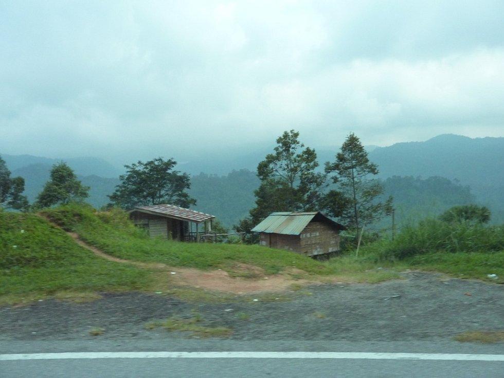 Malajsie: Překrásné místo, kde se rodí čaj.