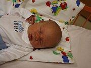 Eliáš Pavelka se narodilv ústecké porodnici 8.1.2017 (16.27) Michaele Drábkové. Měřil 53 cm, vážil 3,72 kg.