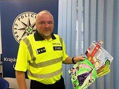 Krajská policie vybírá nejlepší práce ze soutěže škol a školek.