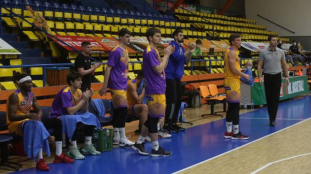 Basketbalisté Slunety Ústí nad Labem ilustrační foto