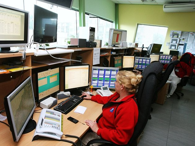 Dispečink záchranné služby v Ústí nad Labem zůstal kvůli poruše na ústředně hluchý.