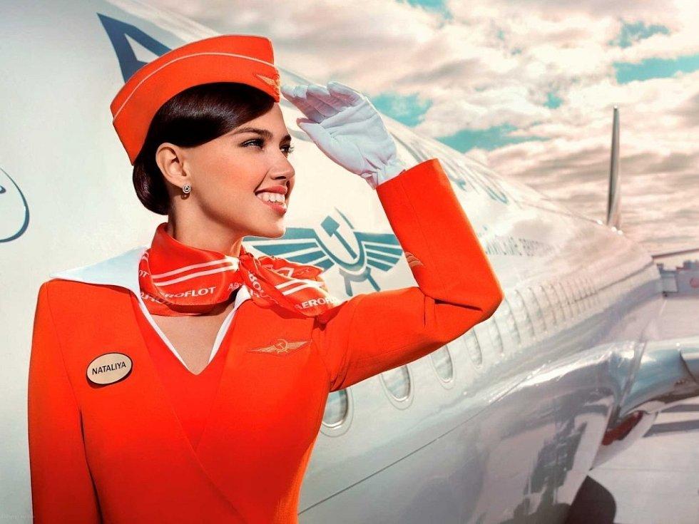 Aeroflot (Rusko).