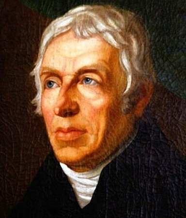 Portrét Aloise Klara zroku 1831od K. Vogela.