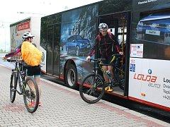 Ústí nad Labem opět zavedlo  se začátkem sezóny cyklobusy.