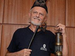 Zdeněk Čížek pracoval v hornictví dlouhých 52 let.