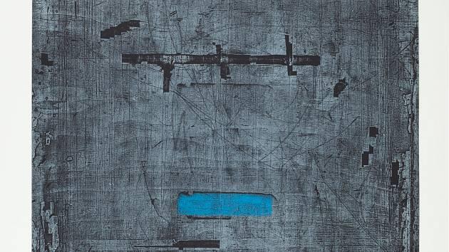 Právě za toto dílo získal loni výtvarník Miloš Michálek v soutěži Grafika roku cenu firmy Metrostav.