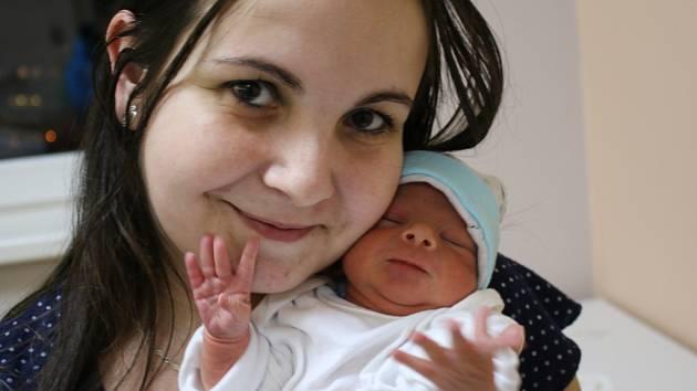 Jakub Štěpán se narodil v ústecké porodnici 20.1.2017(17.17) Martině Štěpánové. Měřil 41 cm, vážil 1,82 kg.
