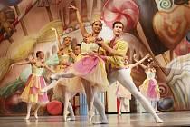 premiéra baletu - P.I.Čajkovskij : LOUSKÁČEK