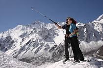 Himaláje, oblast Langtang.