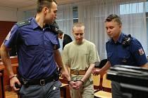 Michal Krnáč má za vraždu Romana Housky strávit 17,5 roku ve vězení