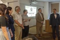 Na konferenci STUDKON vystoupilo letos celkem 25 studentů nebo čerstvých absolventů doktorských programů na FŽP a PřF