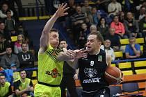 Basketbalové derby Ústí a Děčín se bude hrát i v přípravě.
