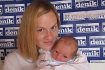 Petra Kudrnová porodila v ústecké porodnici dne 3. 8. 2010 (6.07) syna Vojtěcha (49 cm, 3,42 kg).