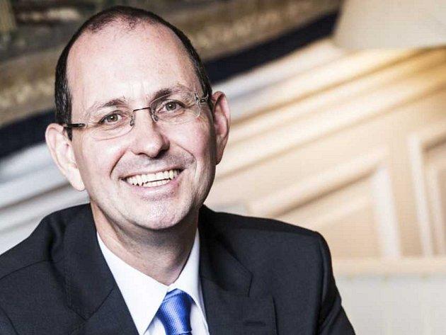 Velvyslanec Spolkové republiky Německo v ČR Christoph Israng.