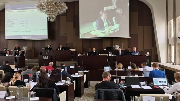 Zasedání zastupitelstva Ústí nad Labem, 4. listopadu 2019