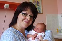 Kateřina Figiel, porodila v ústecké porodnici dne 18. 8. 2012 (21.32) dceru Karolínu (51 cm, 3,60 kg).