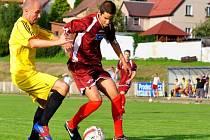 Střekovští fotbalisté dokázali v 1. A třídě zvítězit v Rumburku a nyní hostí celek Soběchleb.
