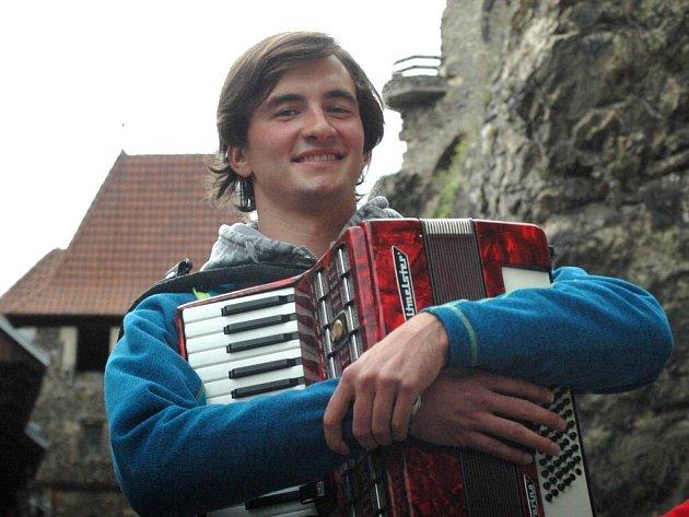 Útulek Fest 2014. Petr Lüftner.