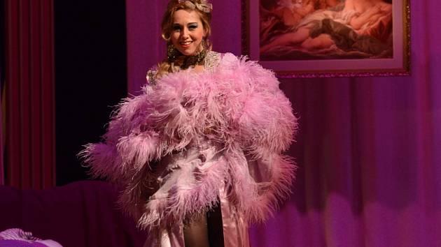 Krásná Helena v nastudování Severočeského divadla