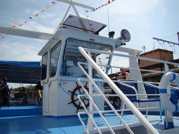Lodní doprava na Labi je pro turisty zajímavá a atraktivní alternativa.. Ilustrační foto.