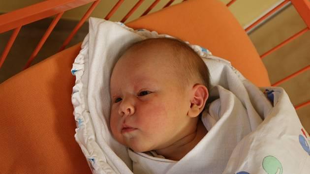 Mathias Hiekisch se narodil Dominice Tuzarové z Ústí nad Labem 23. září v 10.28 hodin v Ústí nad Labem. Měřil 51 cm, vážil 3,8 kg