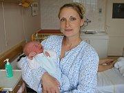 Matyáš Krob se narodil Romaně Maekeové z Ústí nad Labem 3. srpna v 1.25 hod. v ústecké porodnici. Měřil 50 cm a vážil 3,55 kg.