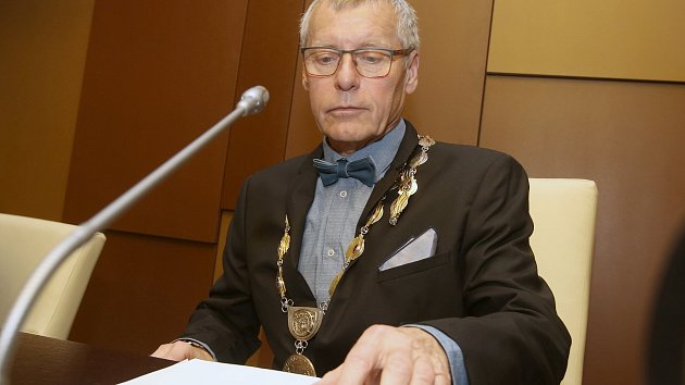 Ústecký primátor Petr Nedvědický.
