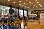 Basketbalisté ústecké Slunety skončili stříbrní na mistrovství ČR U14 v Brně.